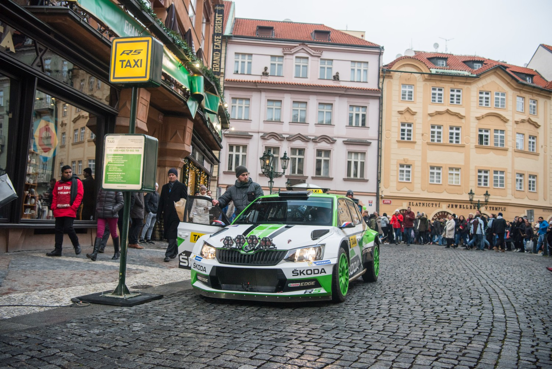 U Pragu vozi najbrži taksi
