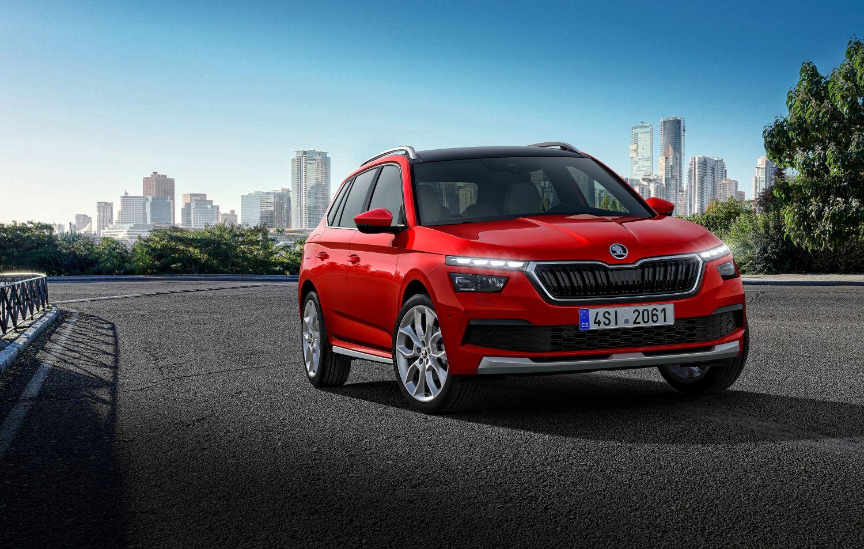 Novi gradski SUV Škoda Kamiq