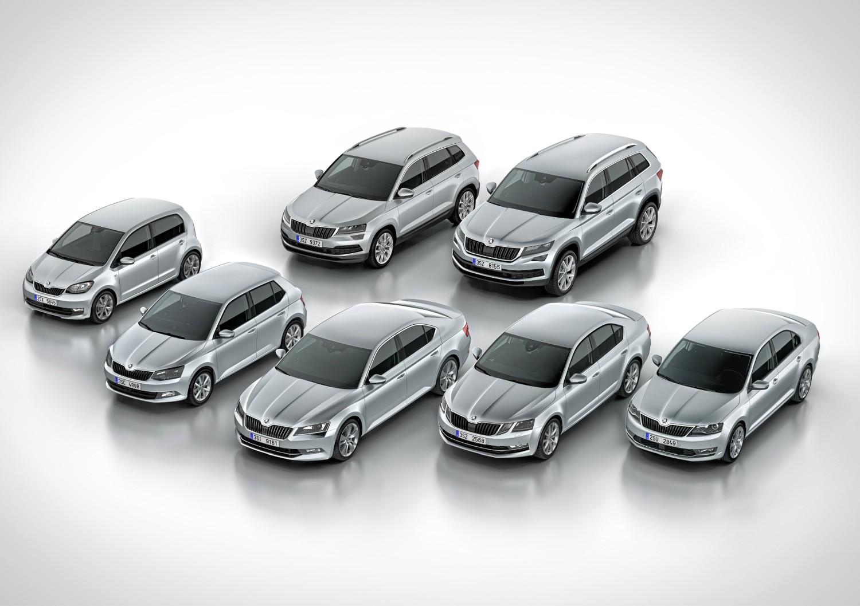 Rekord: Škoda u 2017. isporučila najviše automobila u povijesti
