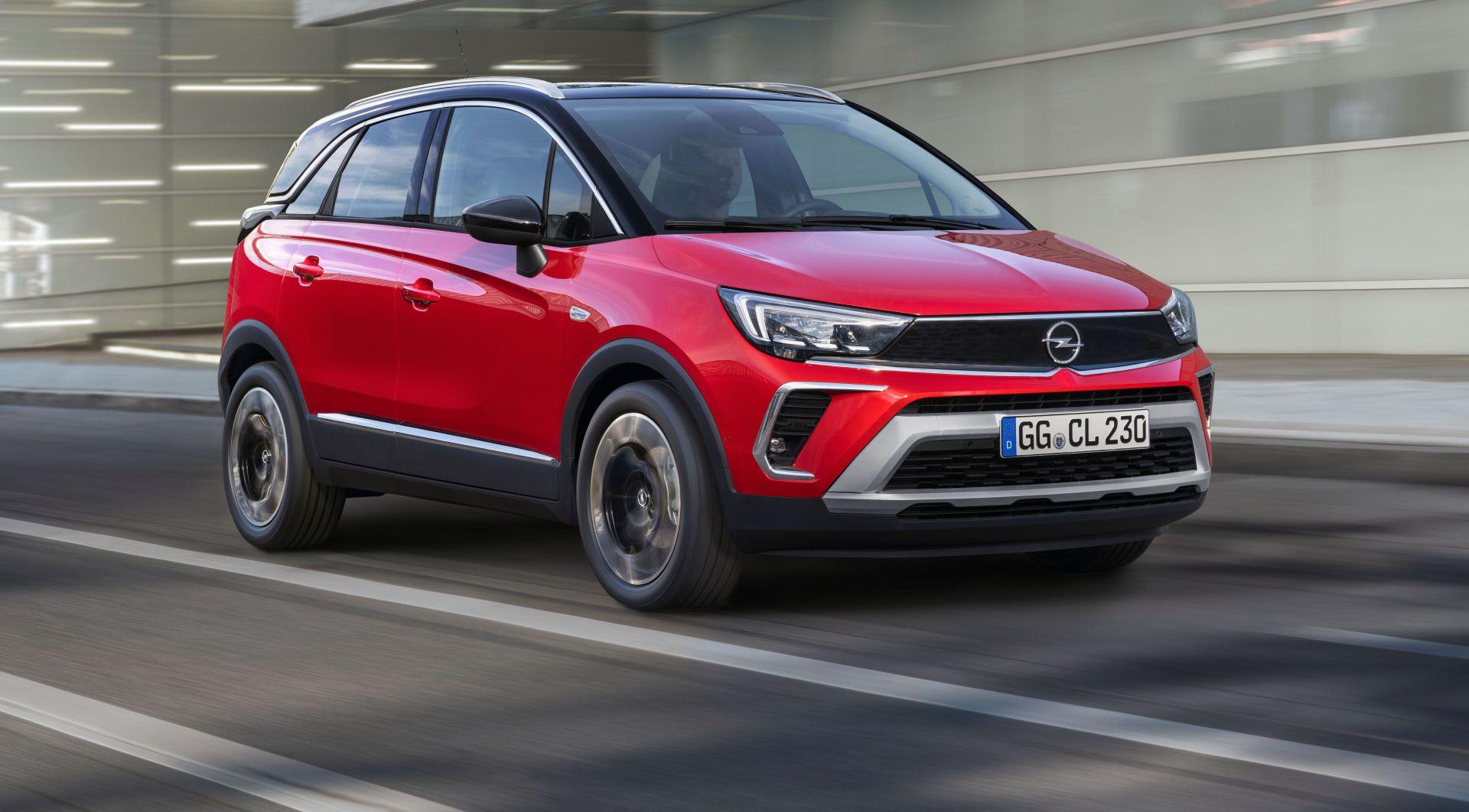 Redizajnirani Opel Crossland dobio novo lice i izgubio X iz naziva