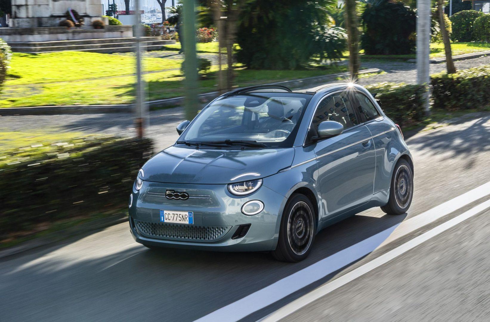 Fiat će do 2030. godine u ponudi imati samo električne modele