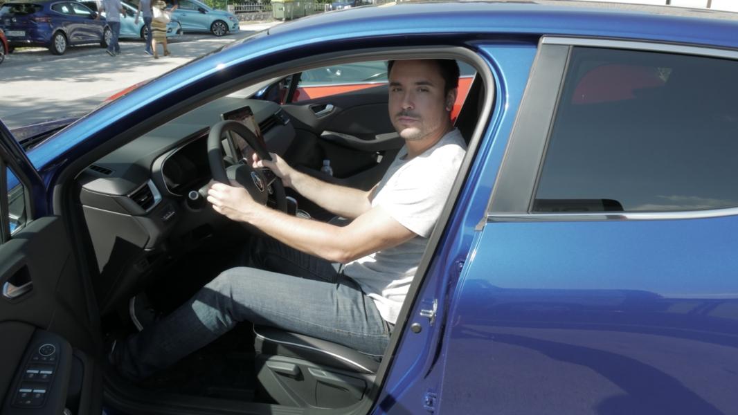 Vozili smo novi Renault Clio 5: ozbiljniji izvana, razigraniji iznutra