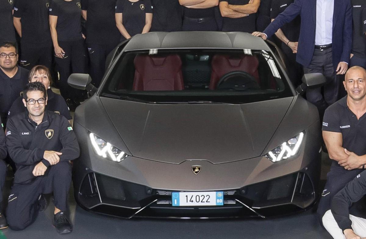 Rekord: Lamborghini Huracán nadmašio model Gallardo