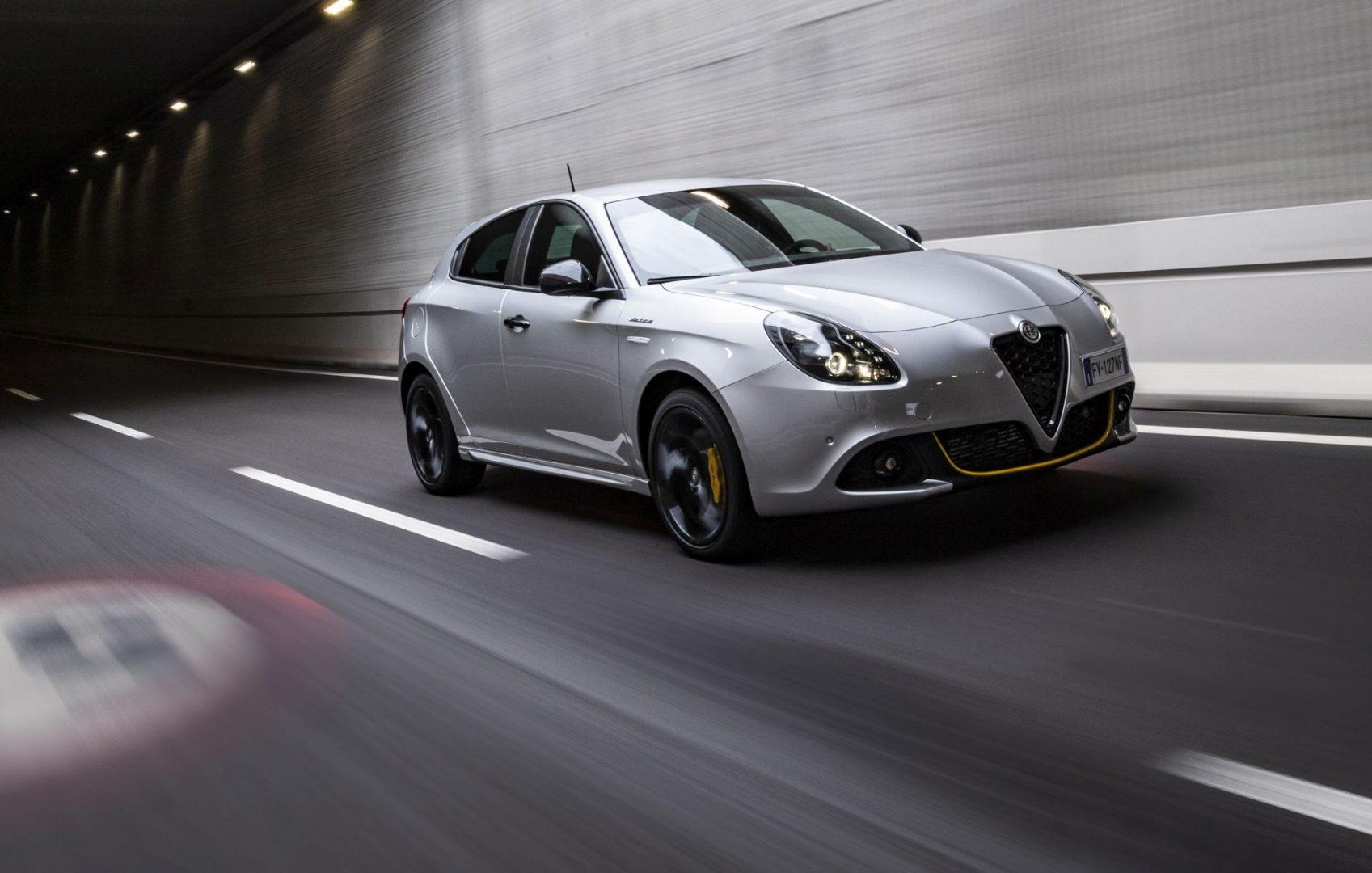 Posljednje zbogom za Alfa Romeo Giuliettu