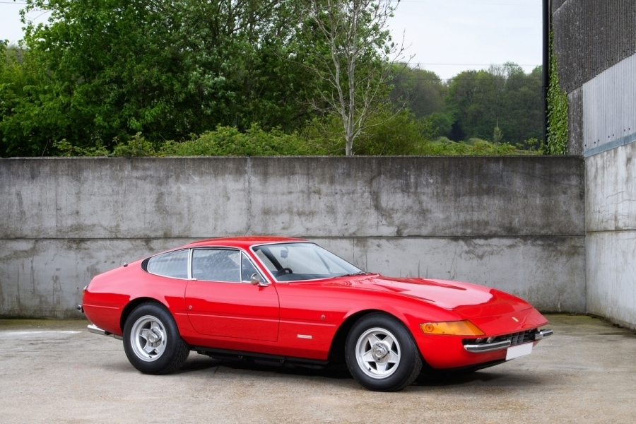 Prodaje se Ferrari Eltona Johna