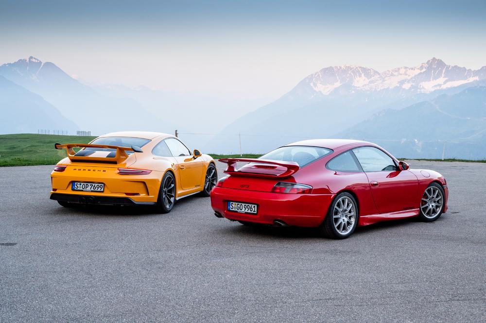 Porsche 911 GT3: samo za zahtjevne vozače sportskih automobila
