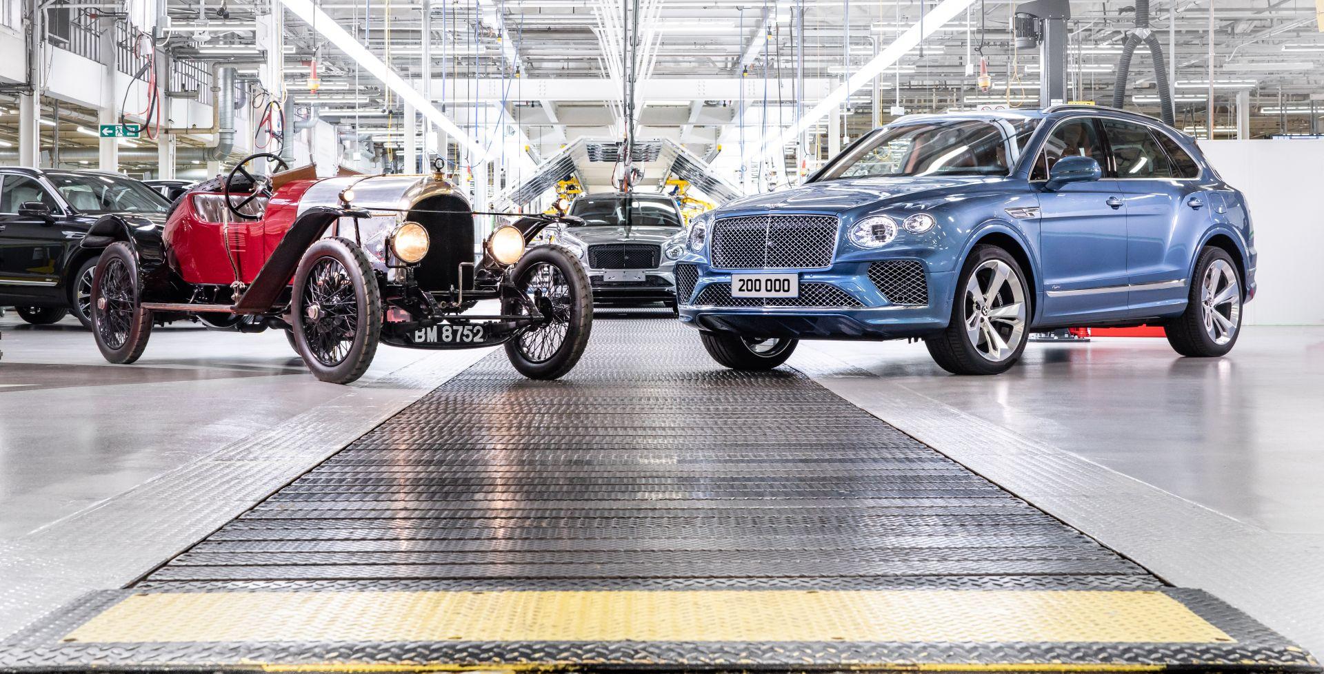 Bentley proizveo 200.000 automobila, a najjeftiniji novi na tržištu košta tek 3.500 kuna