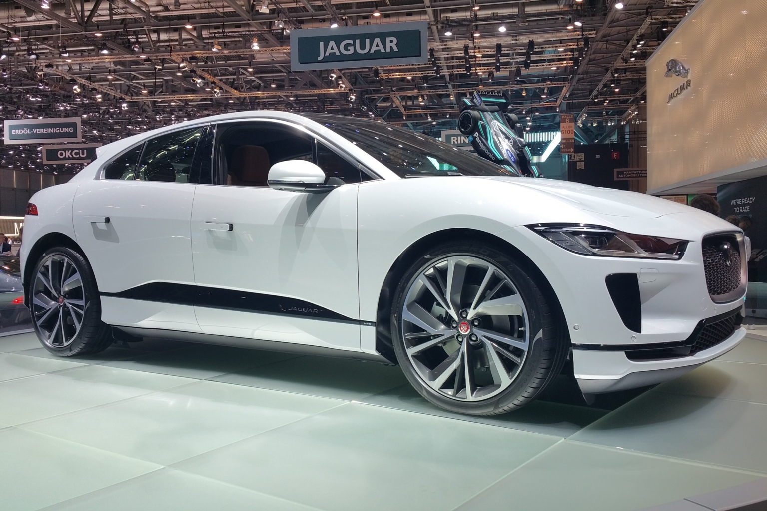 Jaguar I-Pace na Ženeva International Motor Show 2018