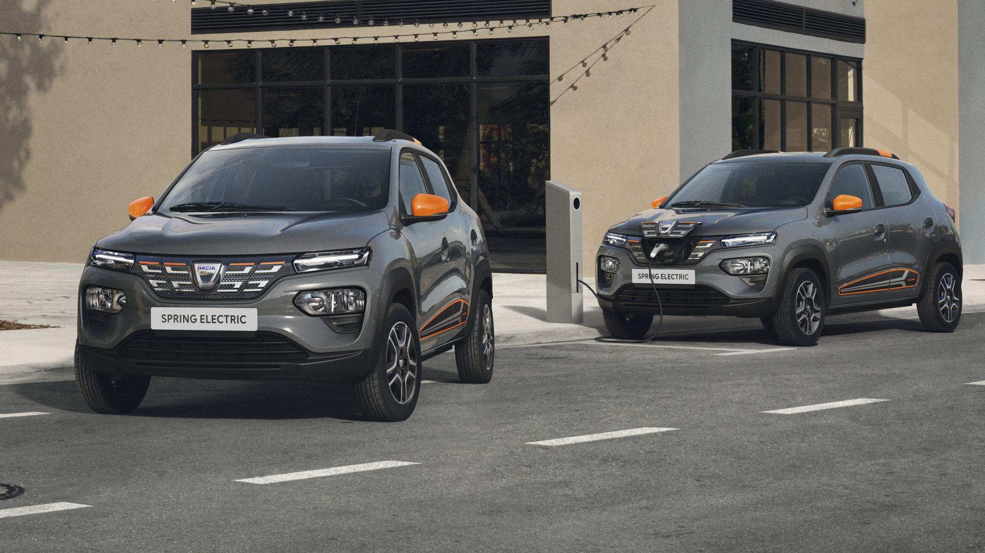 Ovo će biti najpovoljniji električni automobil u Europi: Dacia Spring