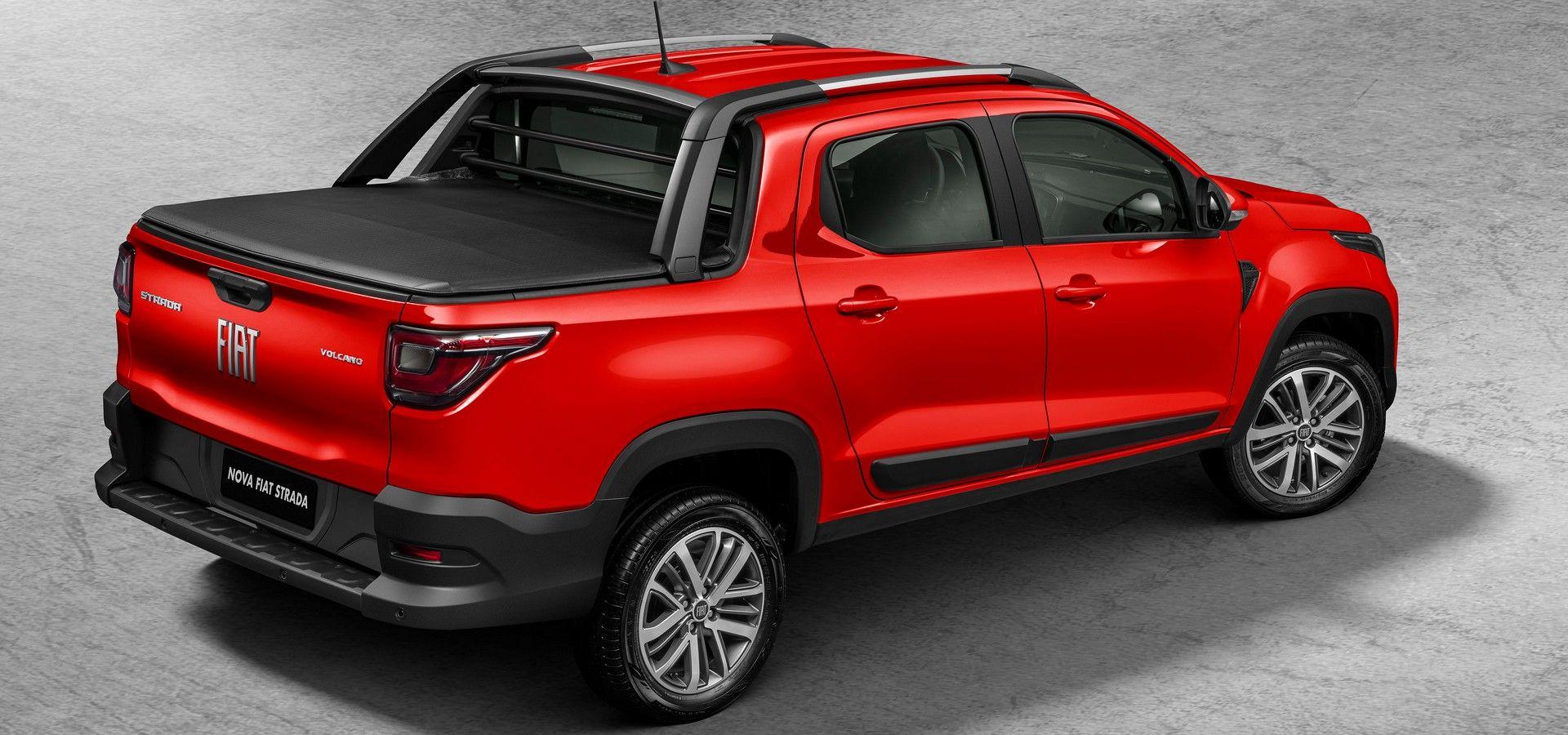 Fiat Strada je već treća generacija kompaktnog pick-upa