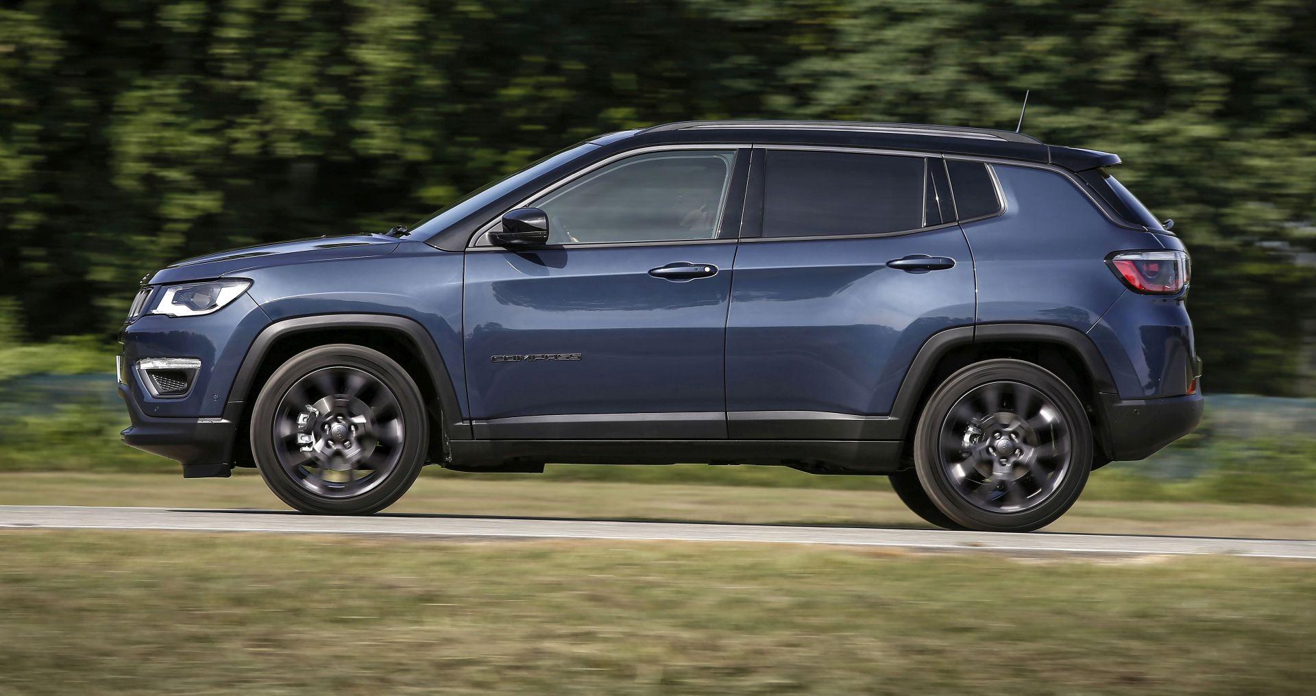 Jeep Compass dobiva novi benzinski motor, a odsad se proizvodi u Italiji