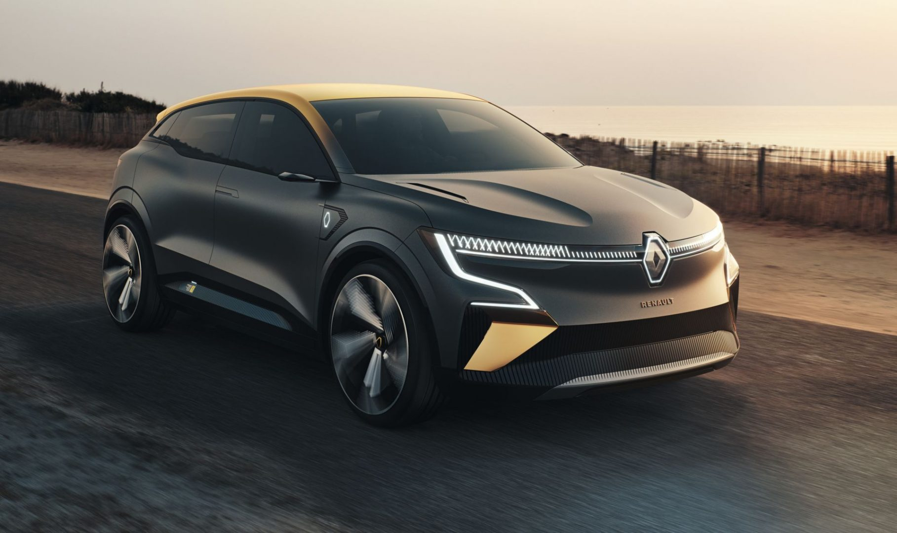Renault konceptom Megane eVision najavljuje novi električni Megane