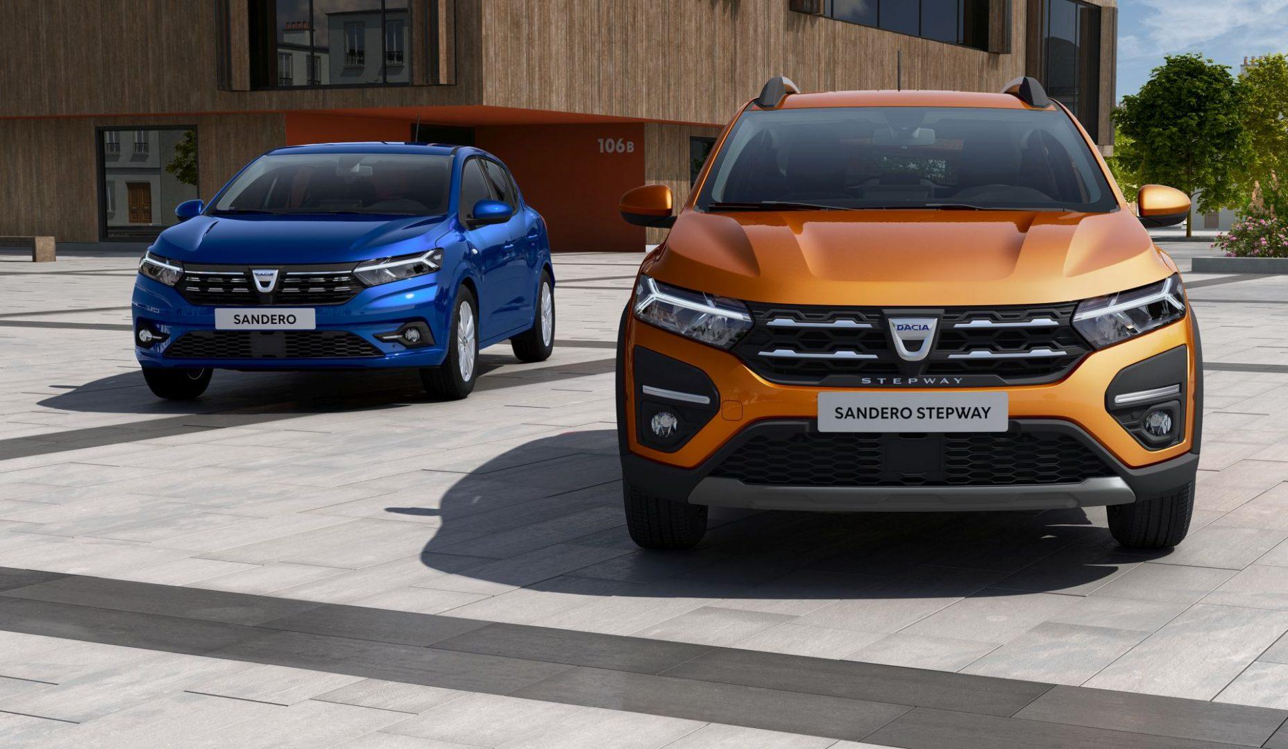 Nova Dacia Sandero i Sandero Stepway kod nas stižu u siječnju
