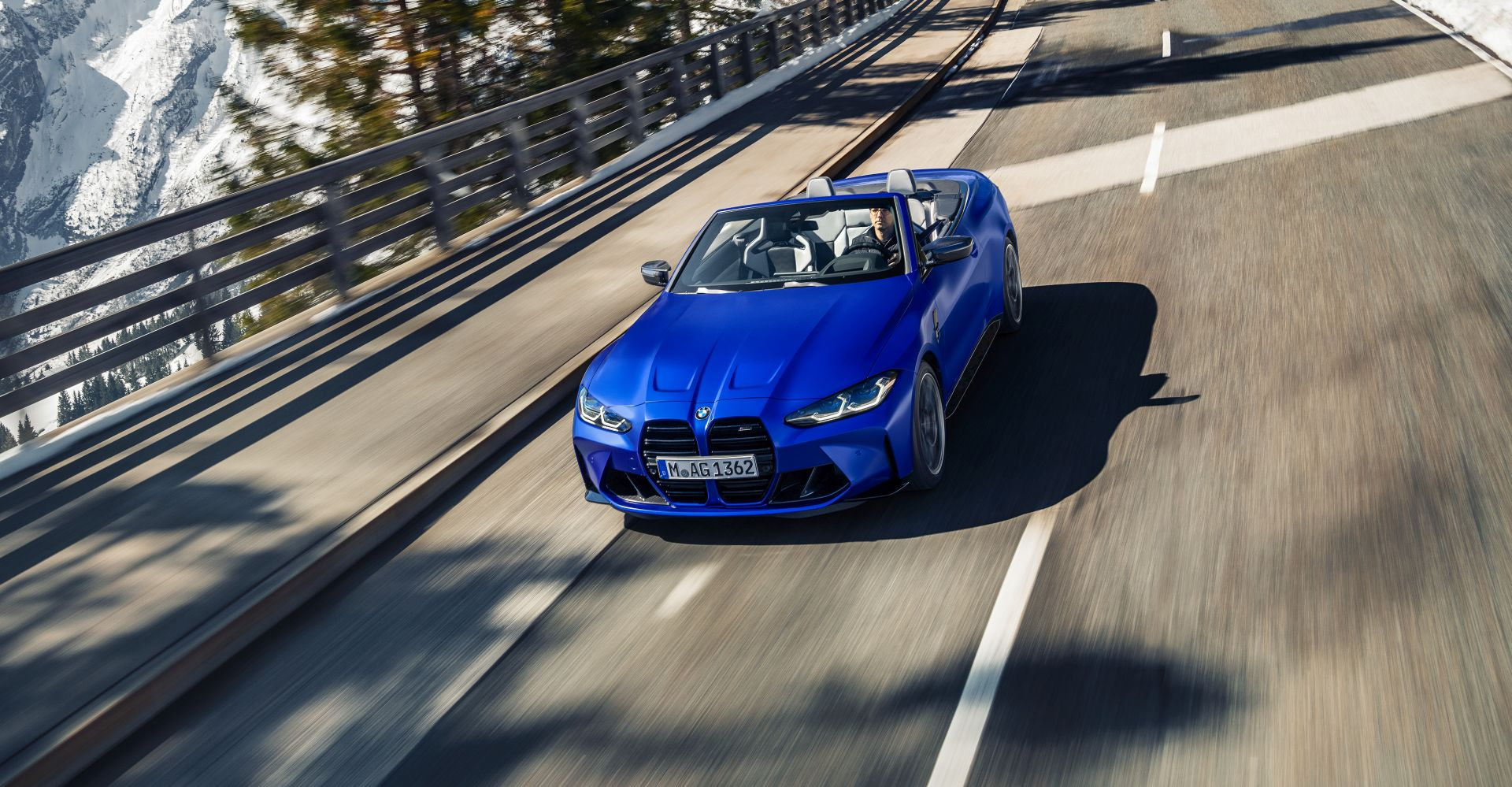 Spreman za ljeto – novi BMW M4 Competition Cabrio xDrive