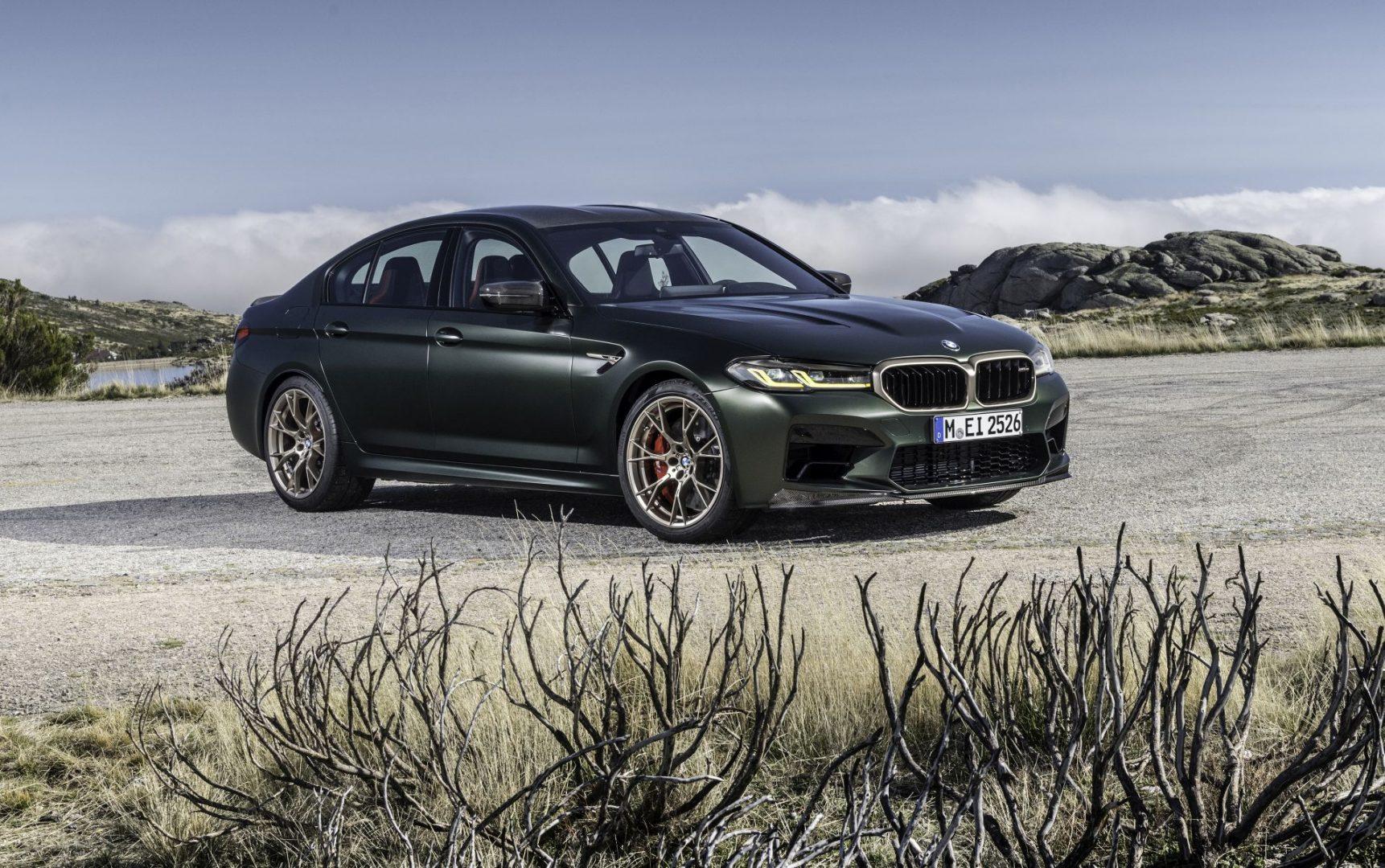 Predstavljen je najsnažniji BMW serije 5: novi M5 CS sa 635 KS i 750 Nm