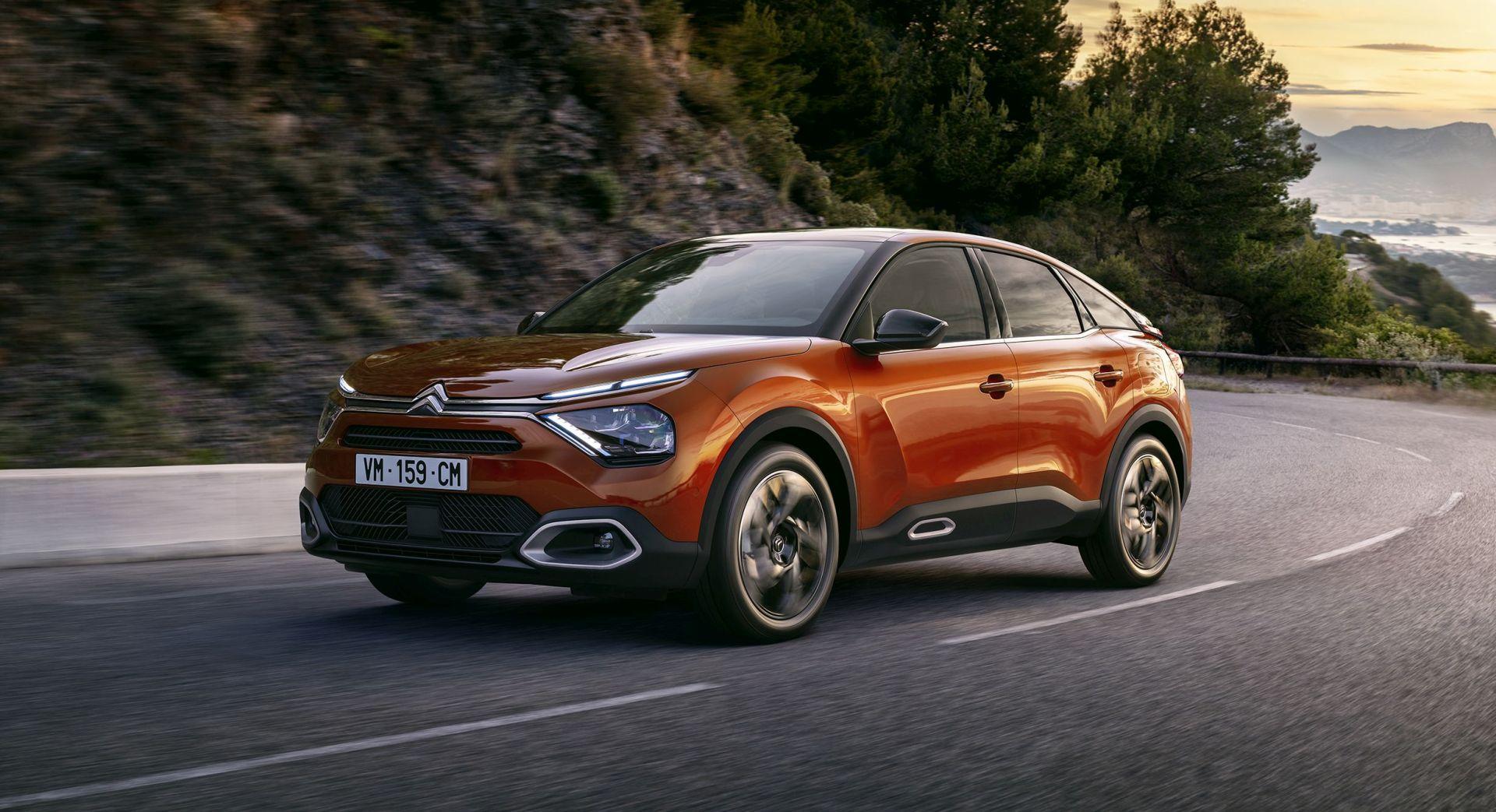 Sve što znamo o potpuno novom kompaktu Citroënu C4 i ë-C4