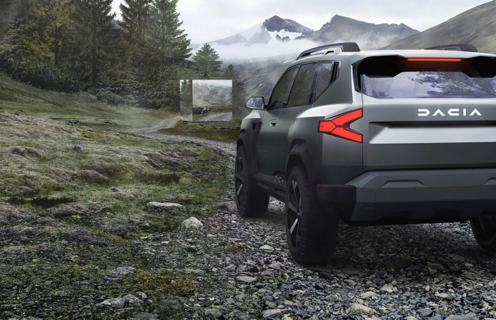 Dacia Bigster koncept je najava novog velikog SUV-a sa 7 sjedala