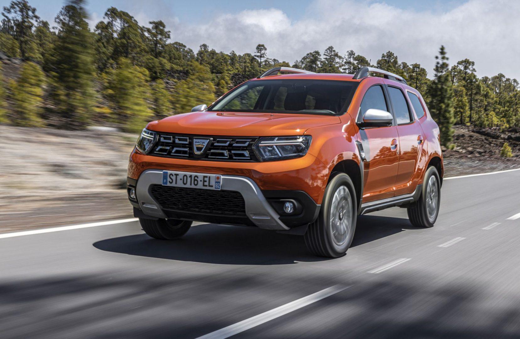 Upravo predstavljena redizajnirana Dacia Duster donosi mnogo novosti