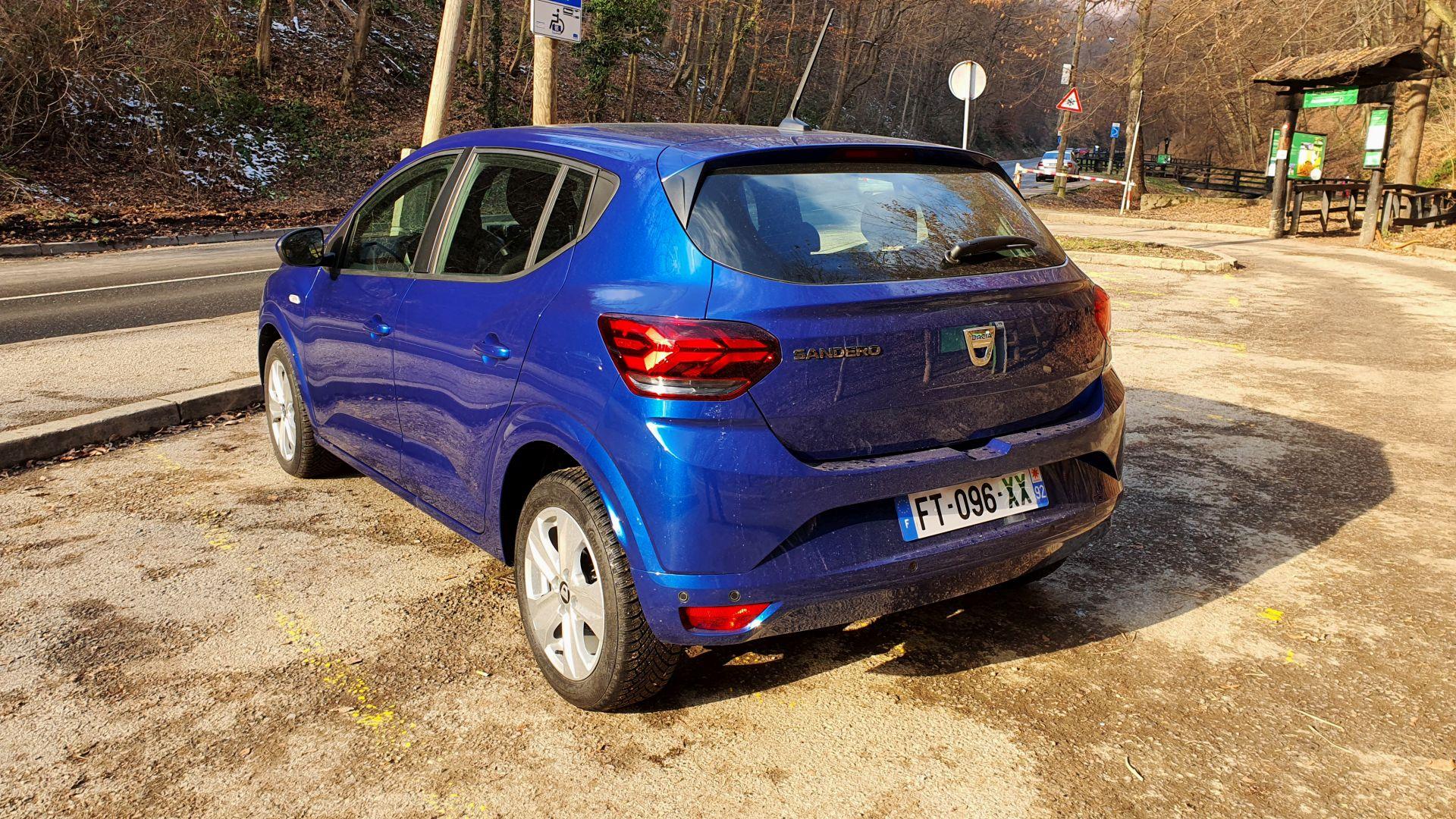 2021 Dacia Sandero Comfort