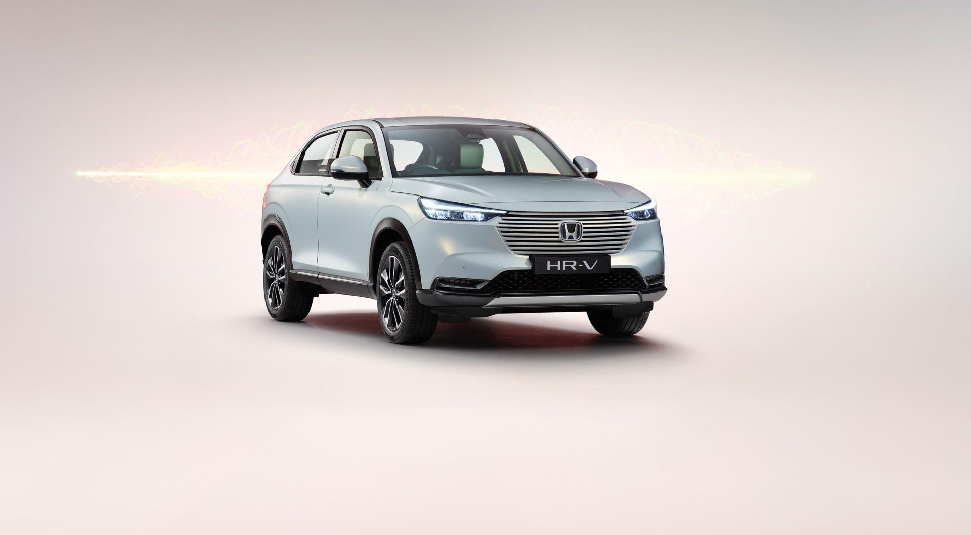 Honda otkrila sve detalje o novoj generaciji kompaktnog SUV modela HR-V