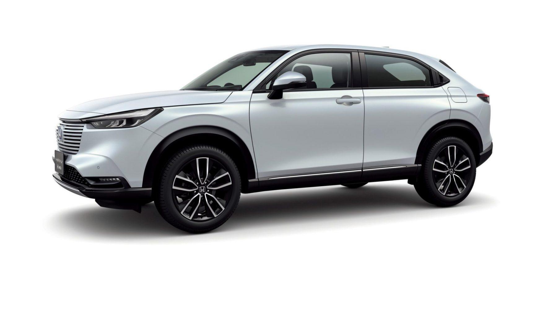Ovo je nova Honda HR-V, a osim privlačnijeg dizajna donosi i hibridni sustav