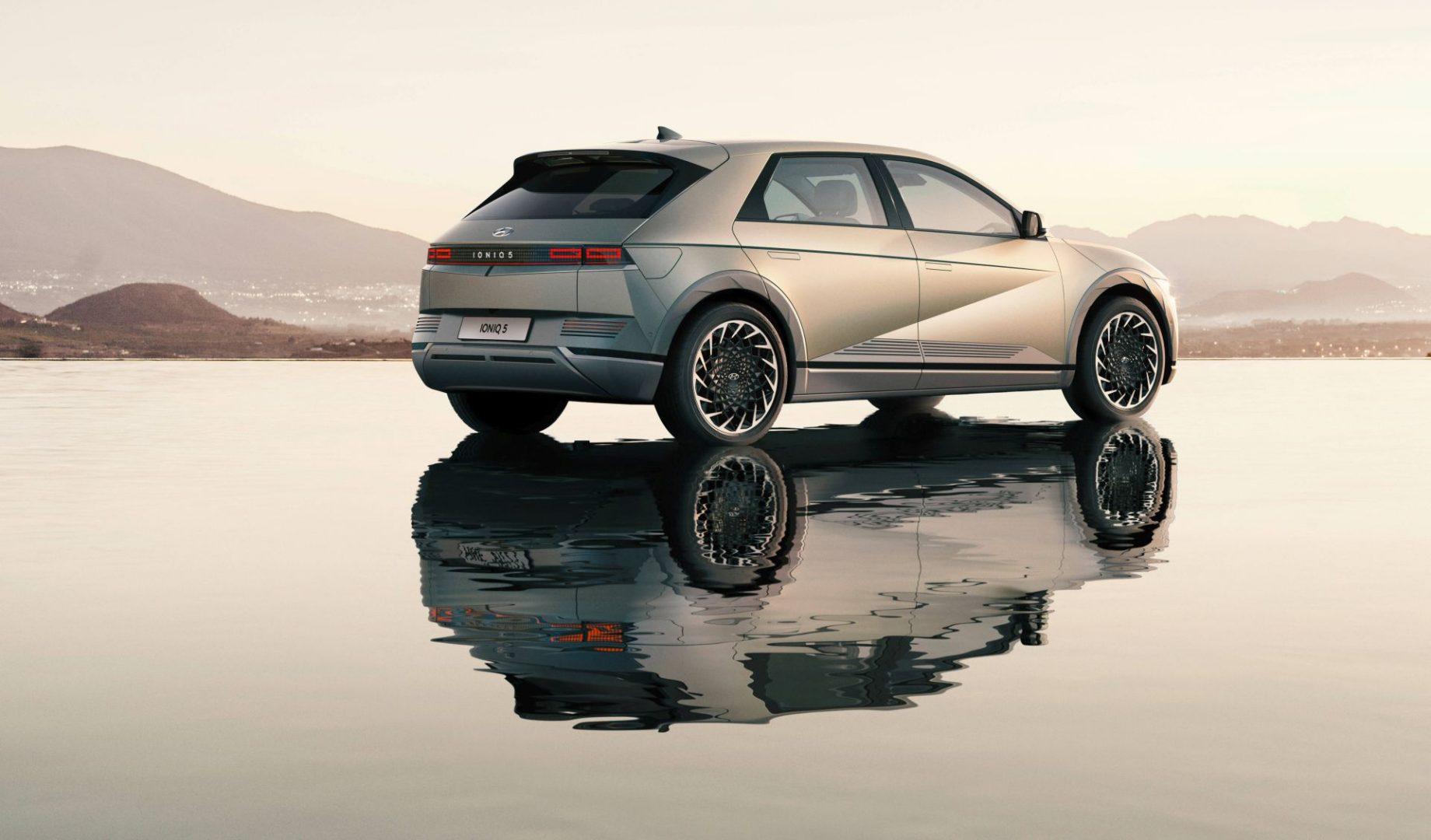 Hyundai je predstavio dugo najavljivani električni SUV Ioniq 5