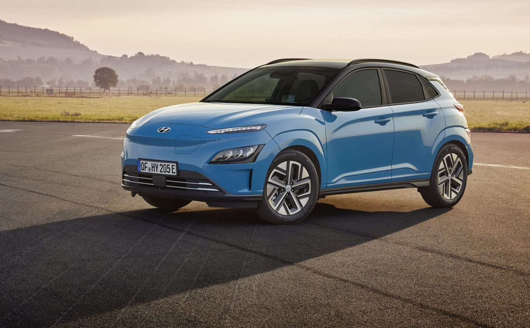 Redizajnirana je i električna Hyundai Kona koja donosi mnogo novosti