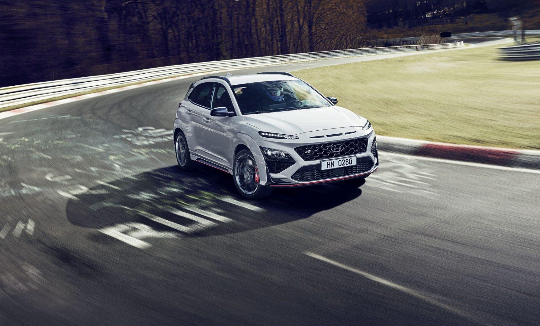 Otkrivene sve tajne sportskog SUV-a Hyundai Kona N s 280 KS