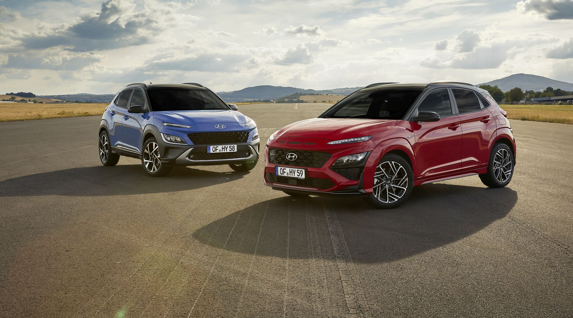 Osvježena Hyundai Kona i s N-Line opremom, a sportska Kona N stiže uskoro