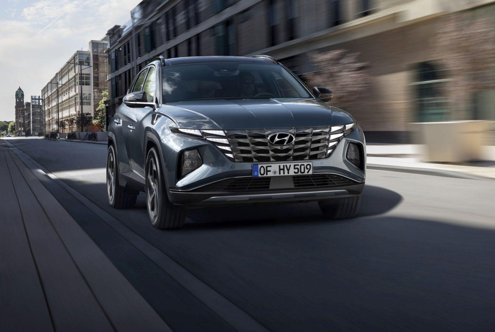 Novi Hyundai Tucson donosi jedinstveni dizajn i hibridne pogone