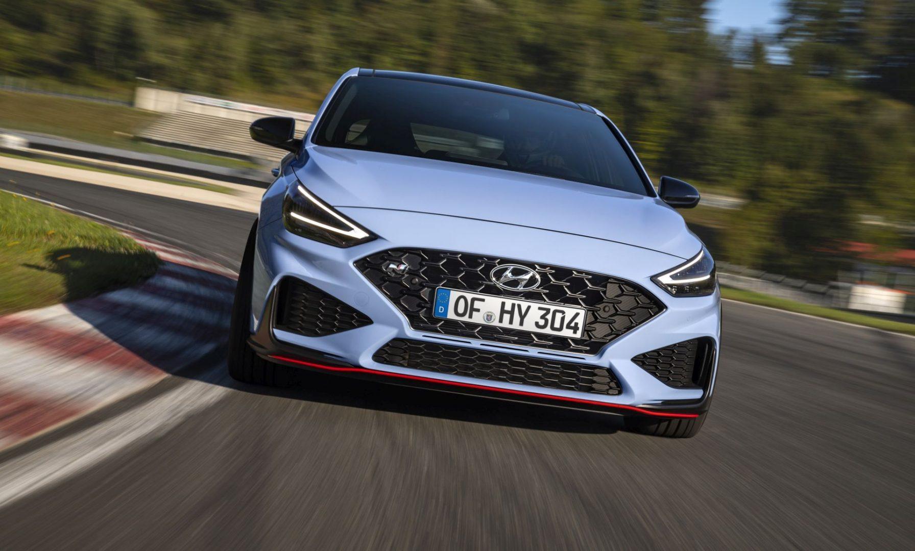 Redizajnirani Hyundai i30 N: prve fotografije i informacije