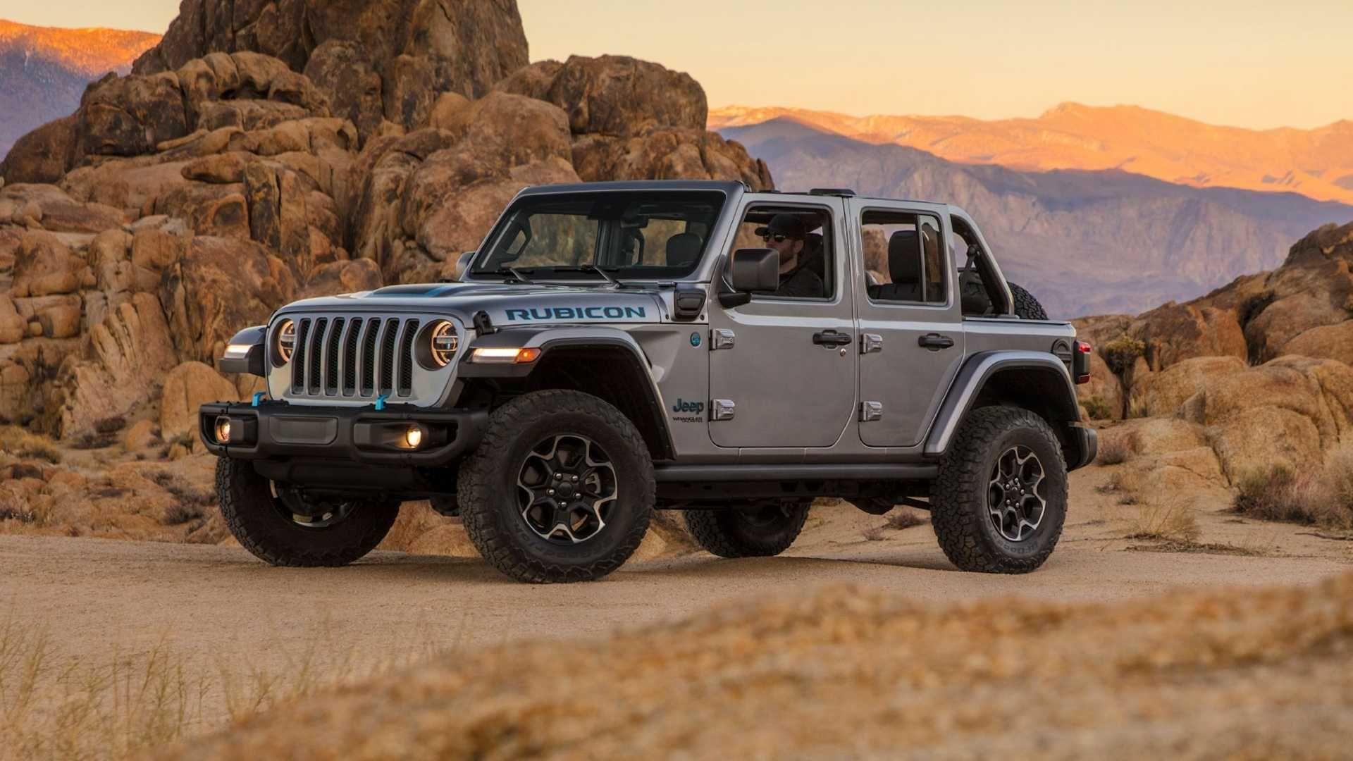 I legendarni Jeep Wrangler je dobio moderni plug-in hibridni pogon