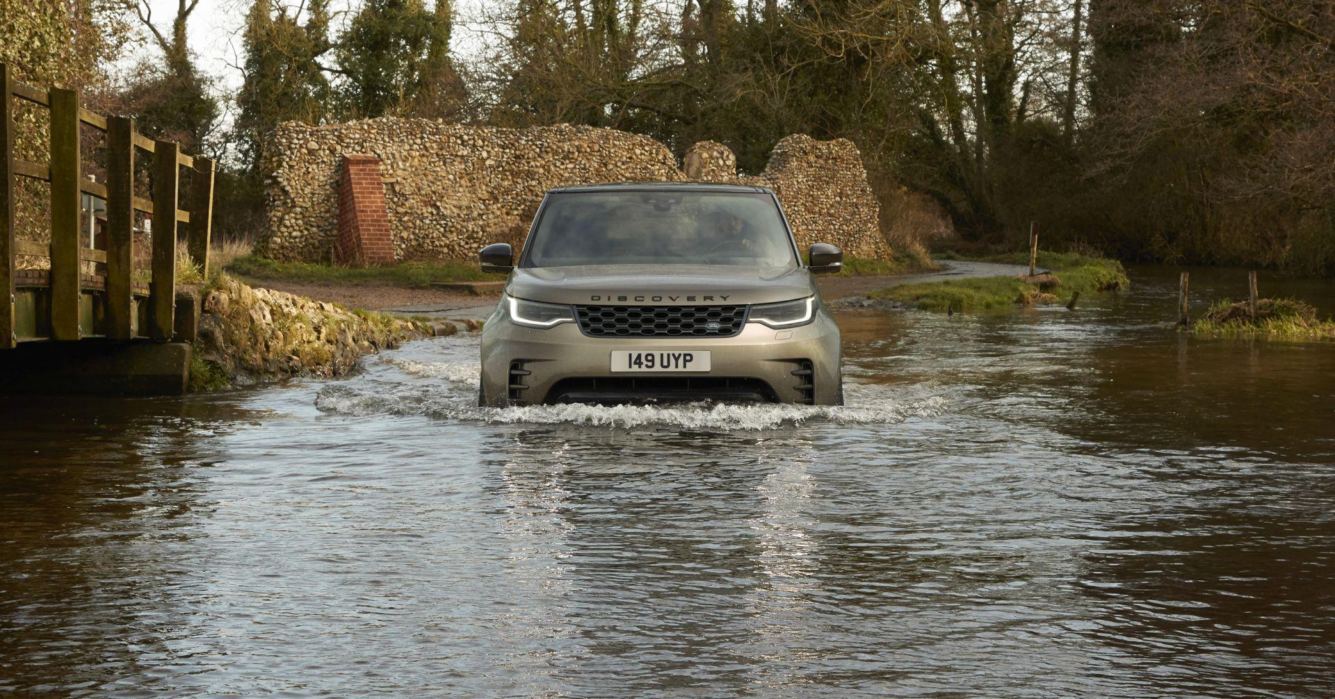 Osvježenje za Land Rover Discovery