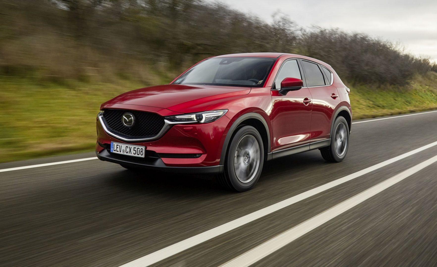 Mazda je zaključila fiskalnu godinu s pozitivnom operativnom dobiti