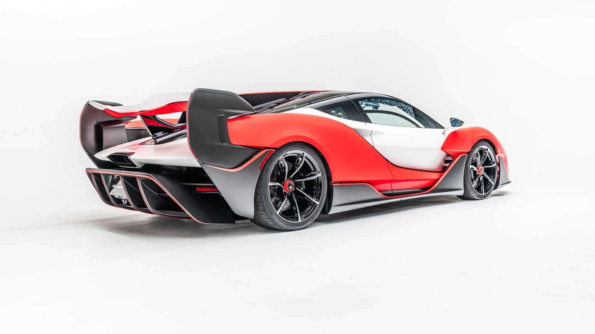 Samo 15 Amerikanaca će uživati u 836 KS snažnom McLarenu Sabre