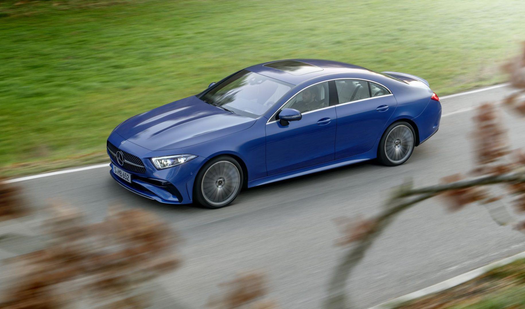 Redizajnirani Mercedes-Benz CLS i ograničena serija AMG izvedbe CLS 53