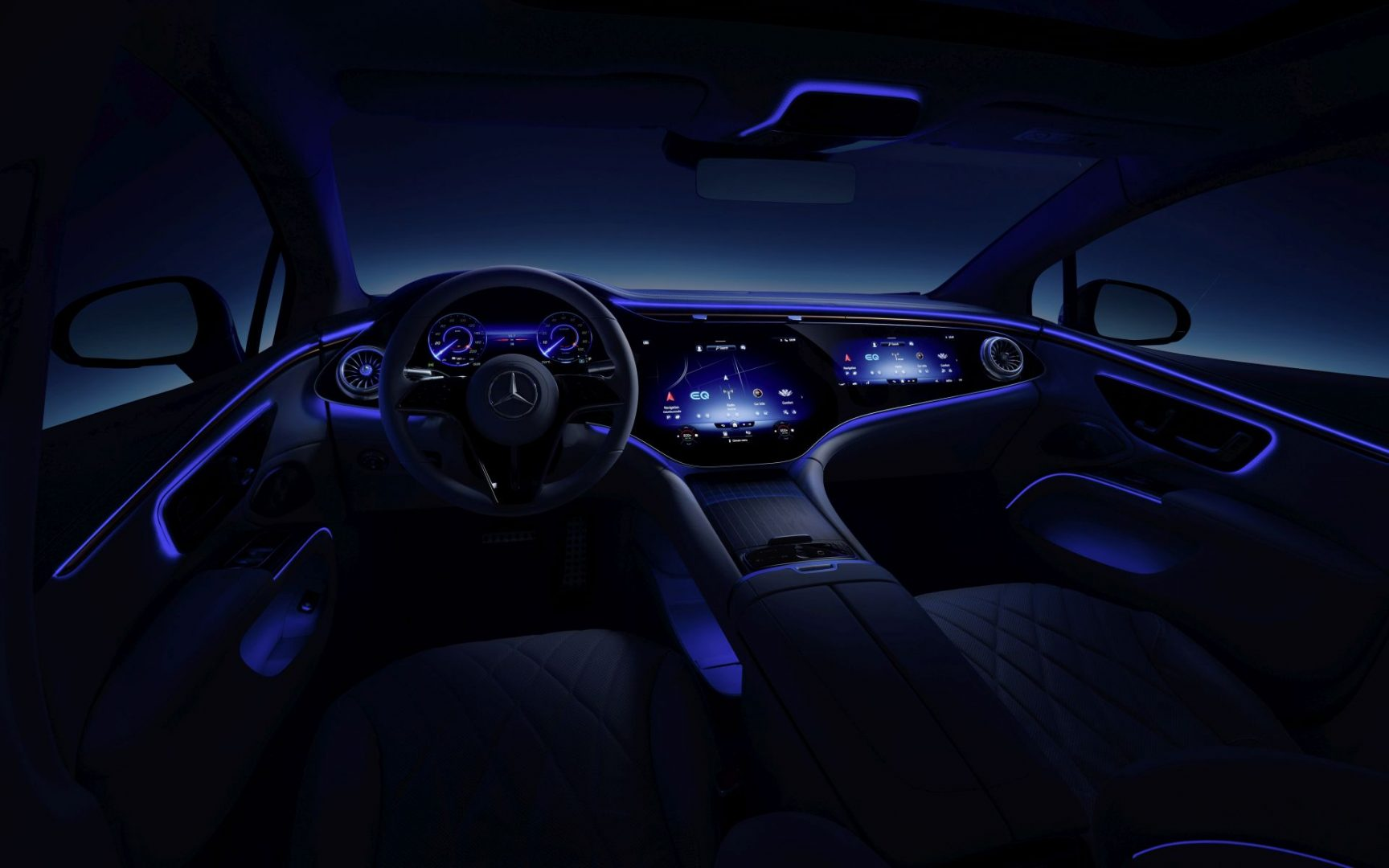 Novi EQS je više od samo električne izvedbe Mercedes-Benz S-klase
