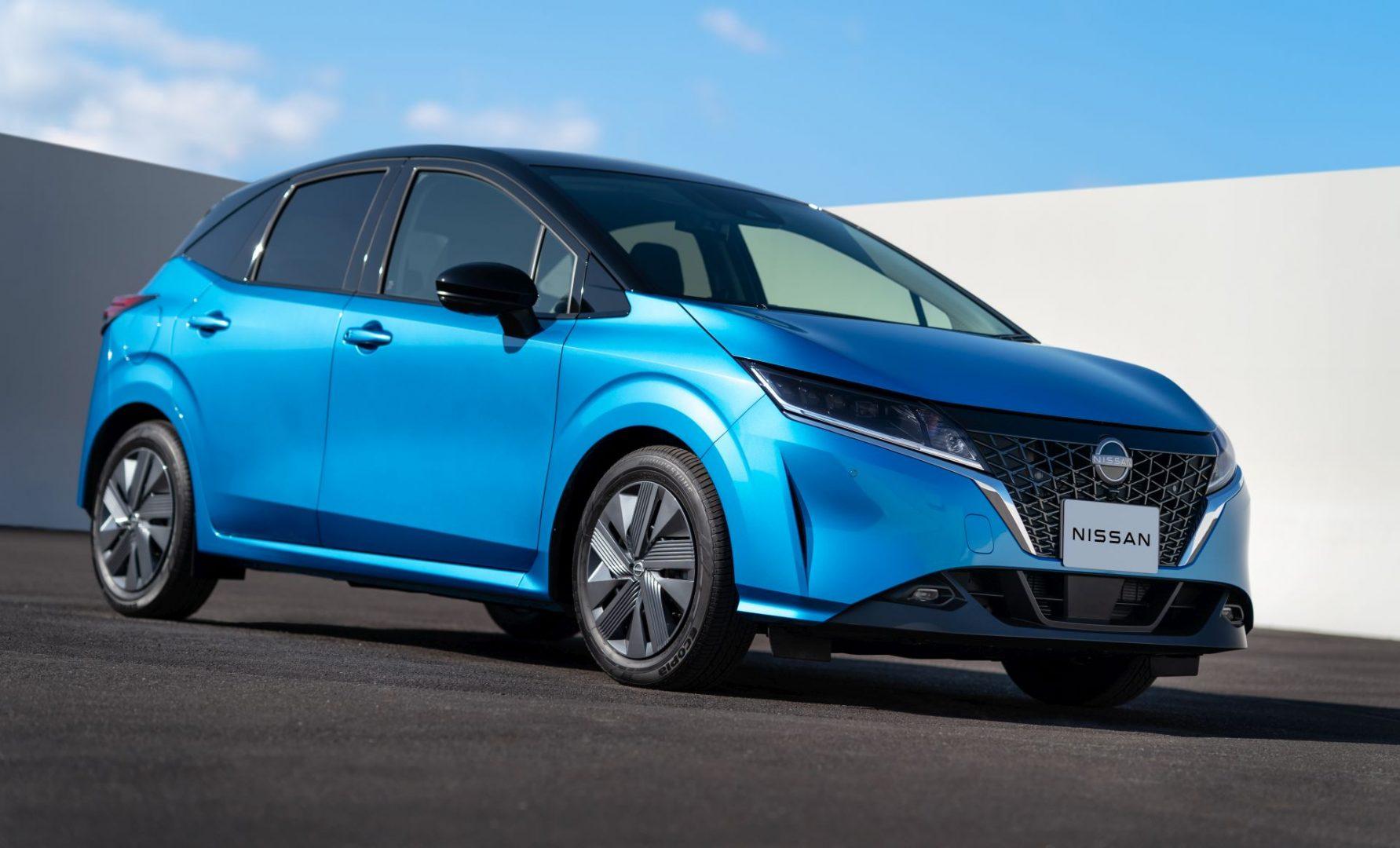 Novi Nissan Note iznenađuje izgledom, kao i hibridnim te električnim pogonom