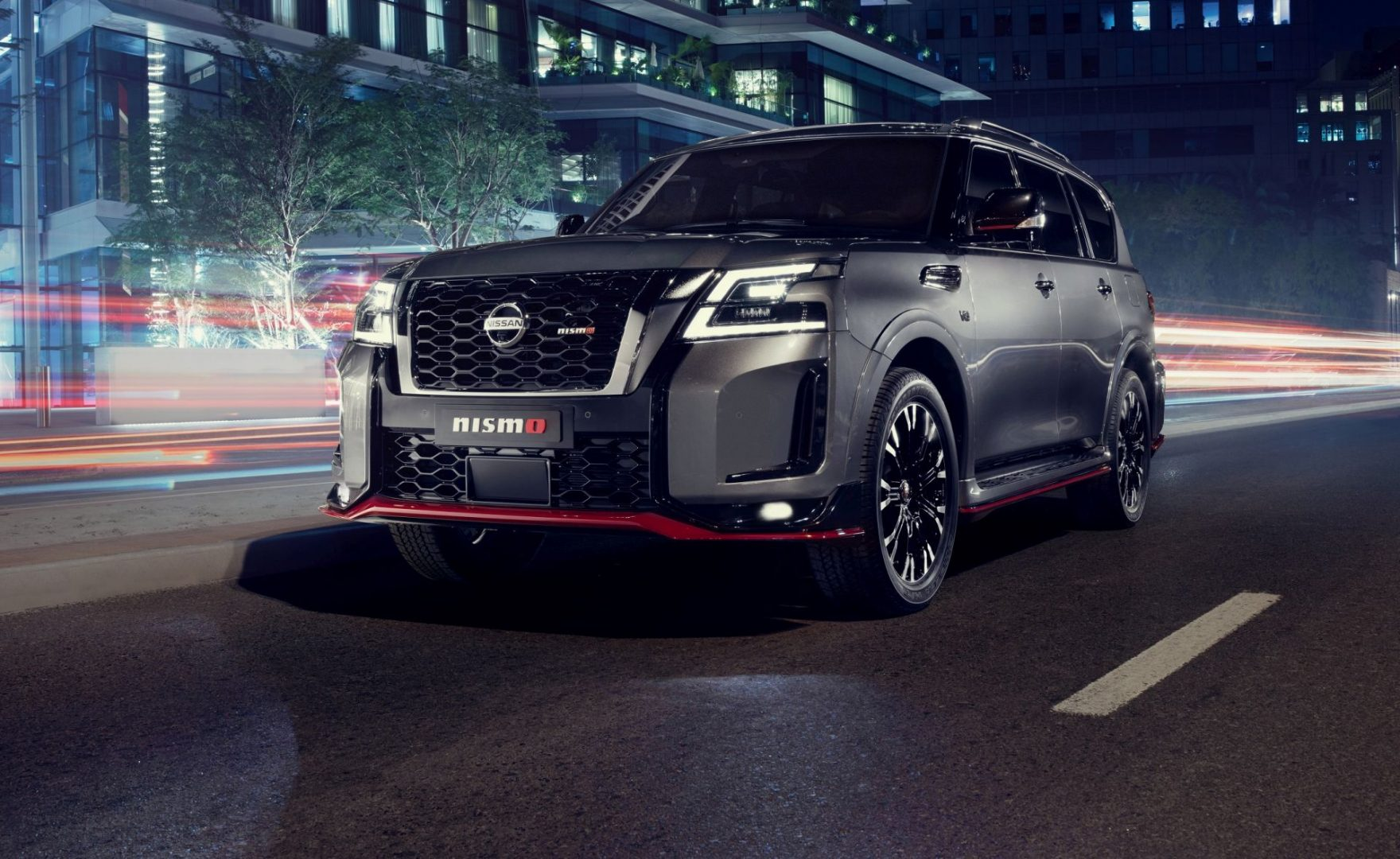 Grdosija s 428 KS i 560 Nm: novi Nissan Patrol NISMO