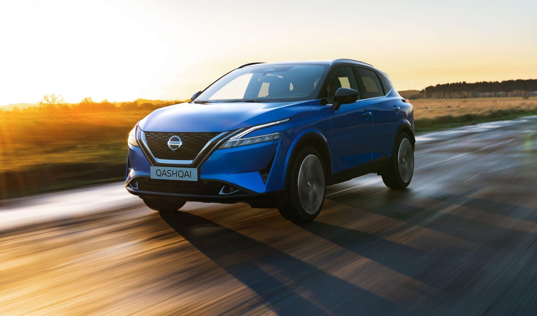 S novim Qashqaijem Nissan u Europi predstavlja laganu aluminijsku tehnologiju