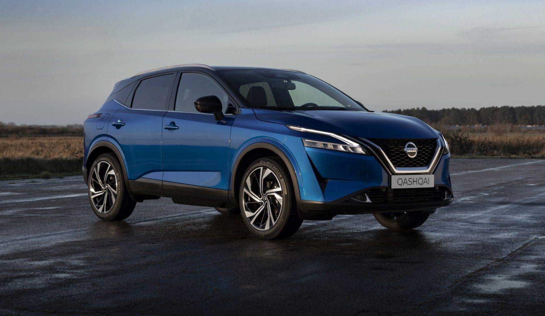 Predstavljena treća generacija Nissana Qashqai koja donosi hrabriji izgled