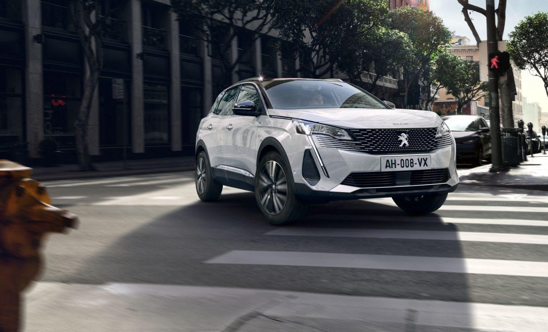 SUV Peugeot 3008 sada dolazi s novim izgledom i tehnologijama