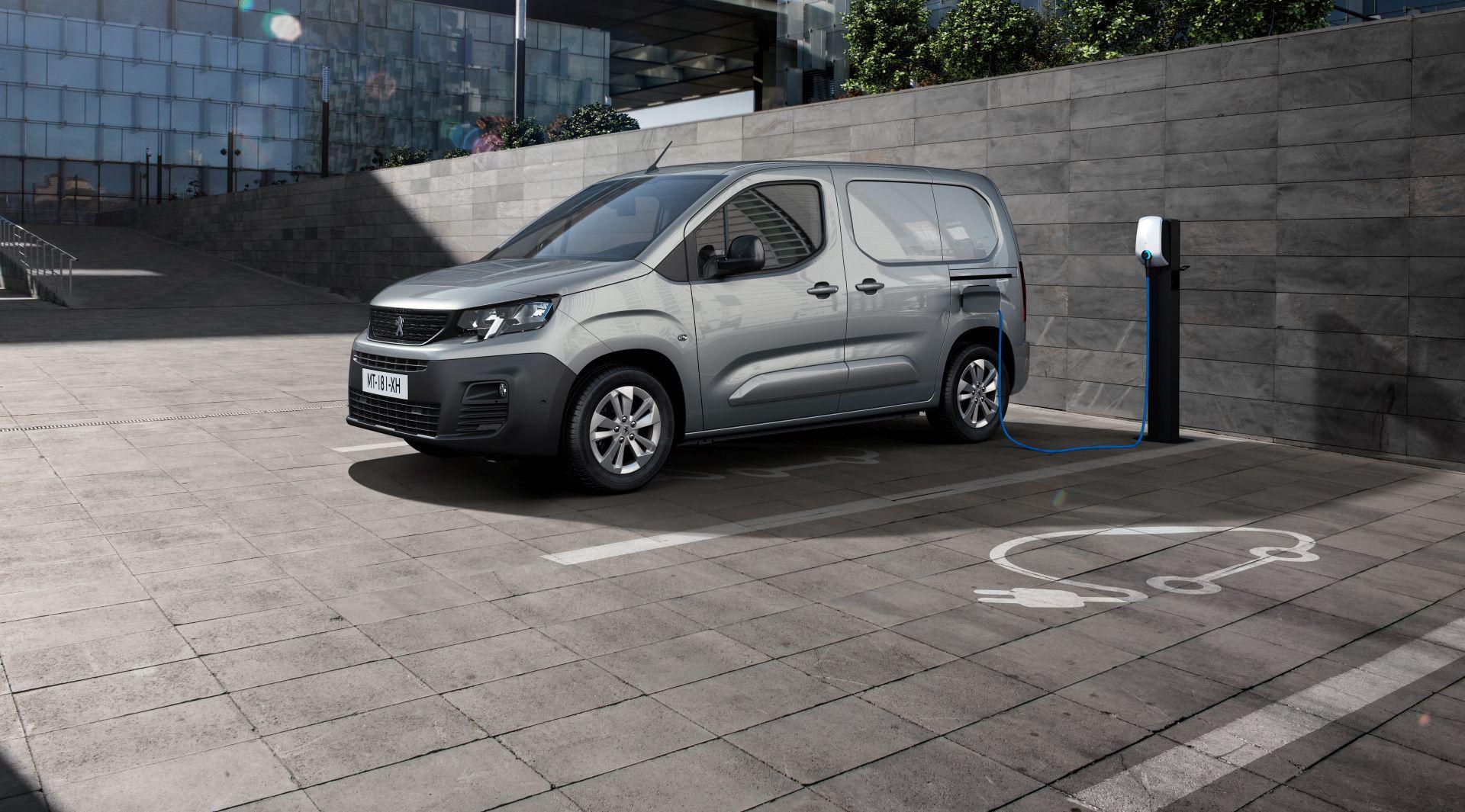 Peugeot dodatno širi ponudu električnih dostavnih vozila: ovo je novi e-Partner