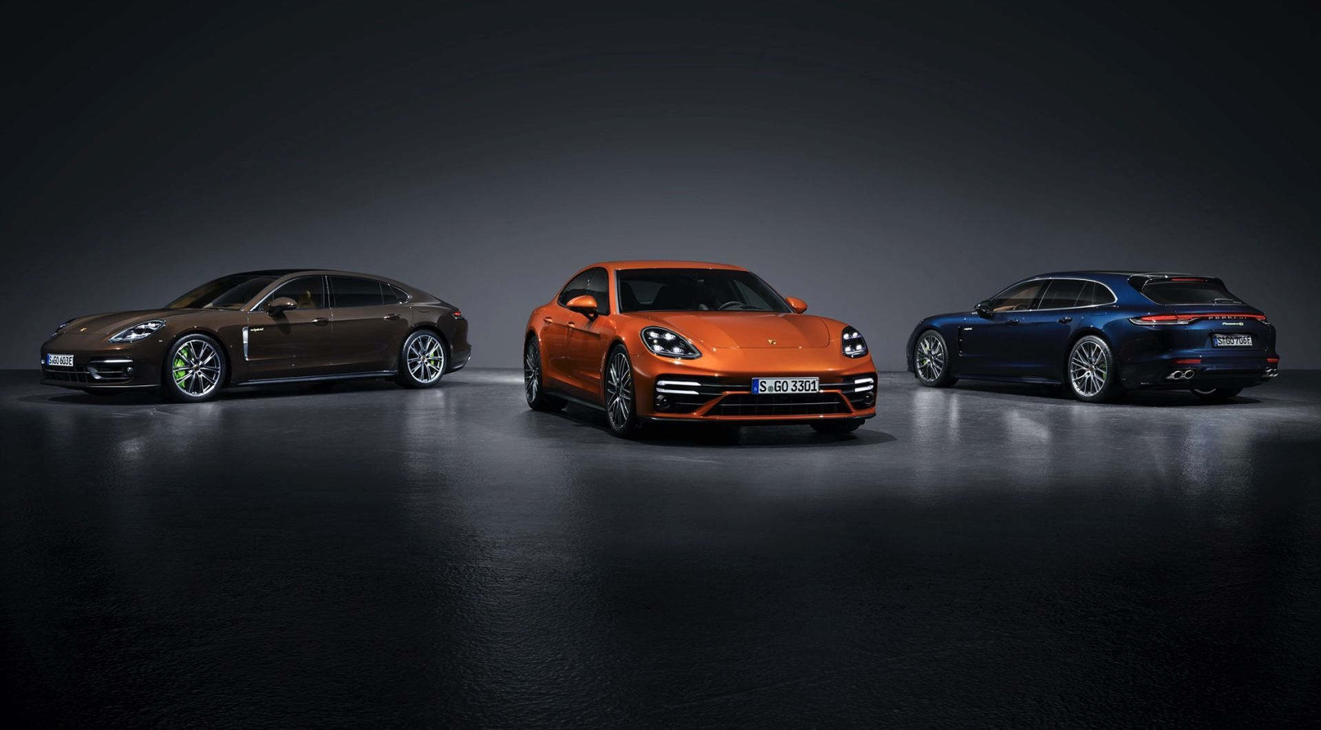 Osvježena Porsche Panamera donosi novi dizajn i snažnije motore