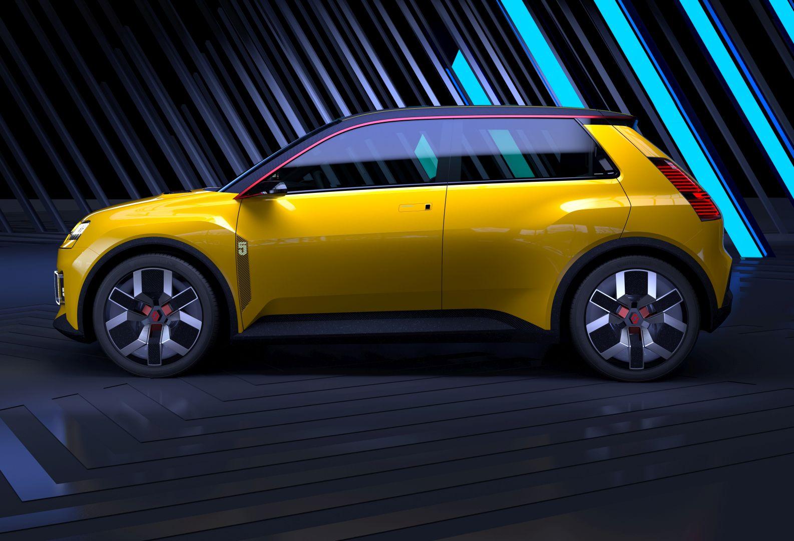 Renault 5 Prototype je proglašen konceptnim automobilom za 2021. godine