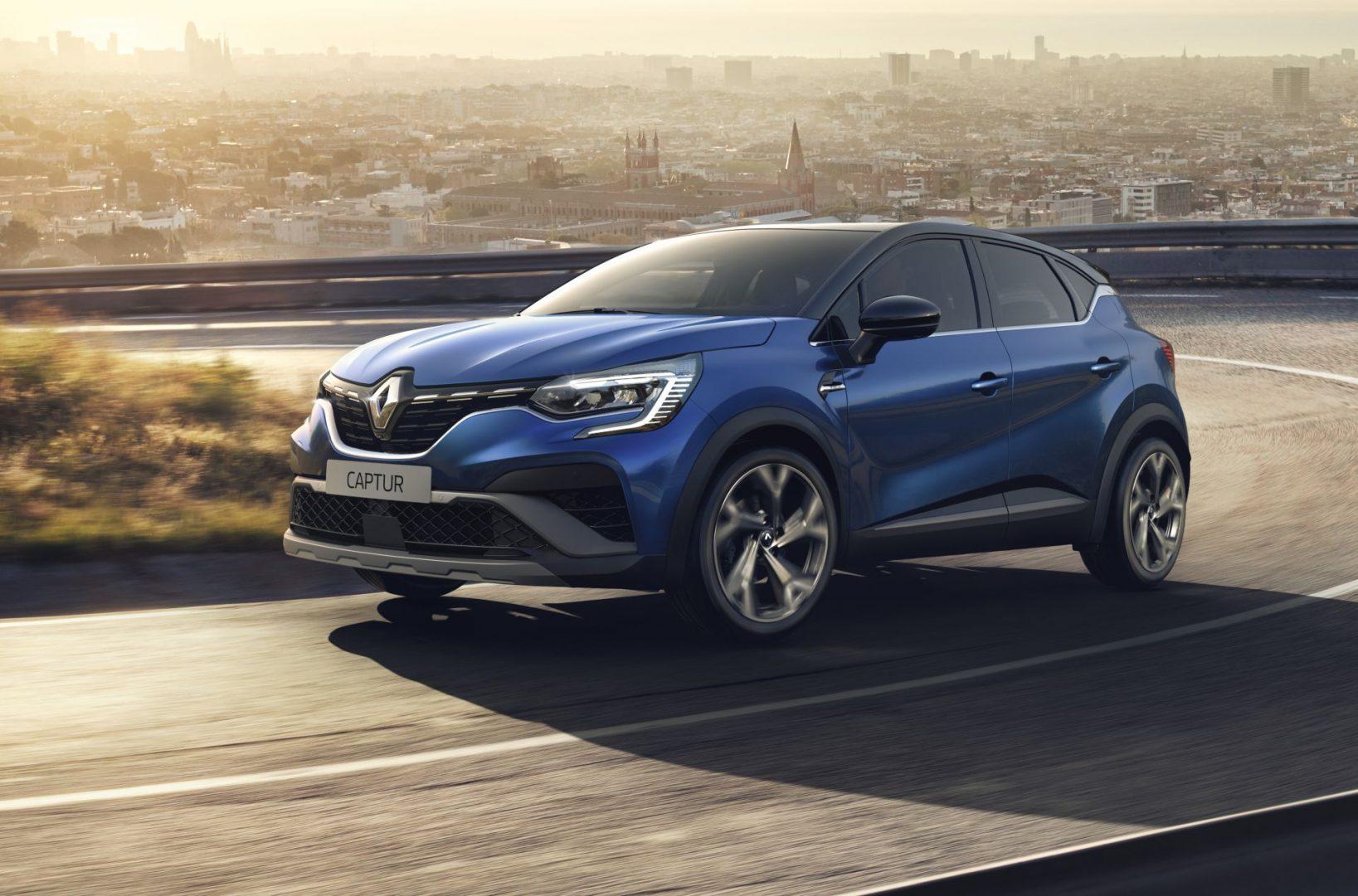 Renault Captur od sada je dostupan i s novim R.S. Line paketom opreme