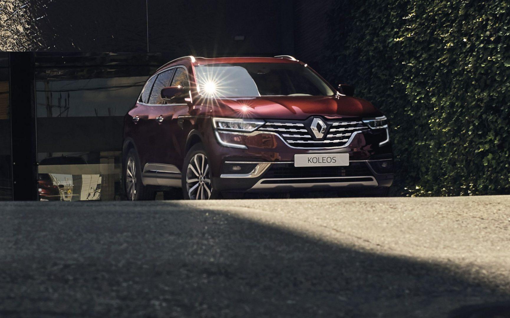 Renault Koleos za 2021. godinu ponovno dostupan s benzinskim motorom