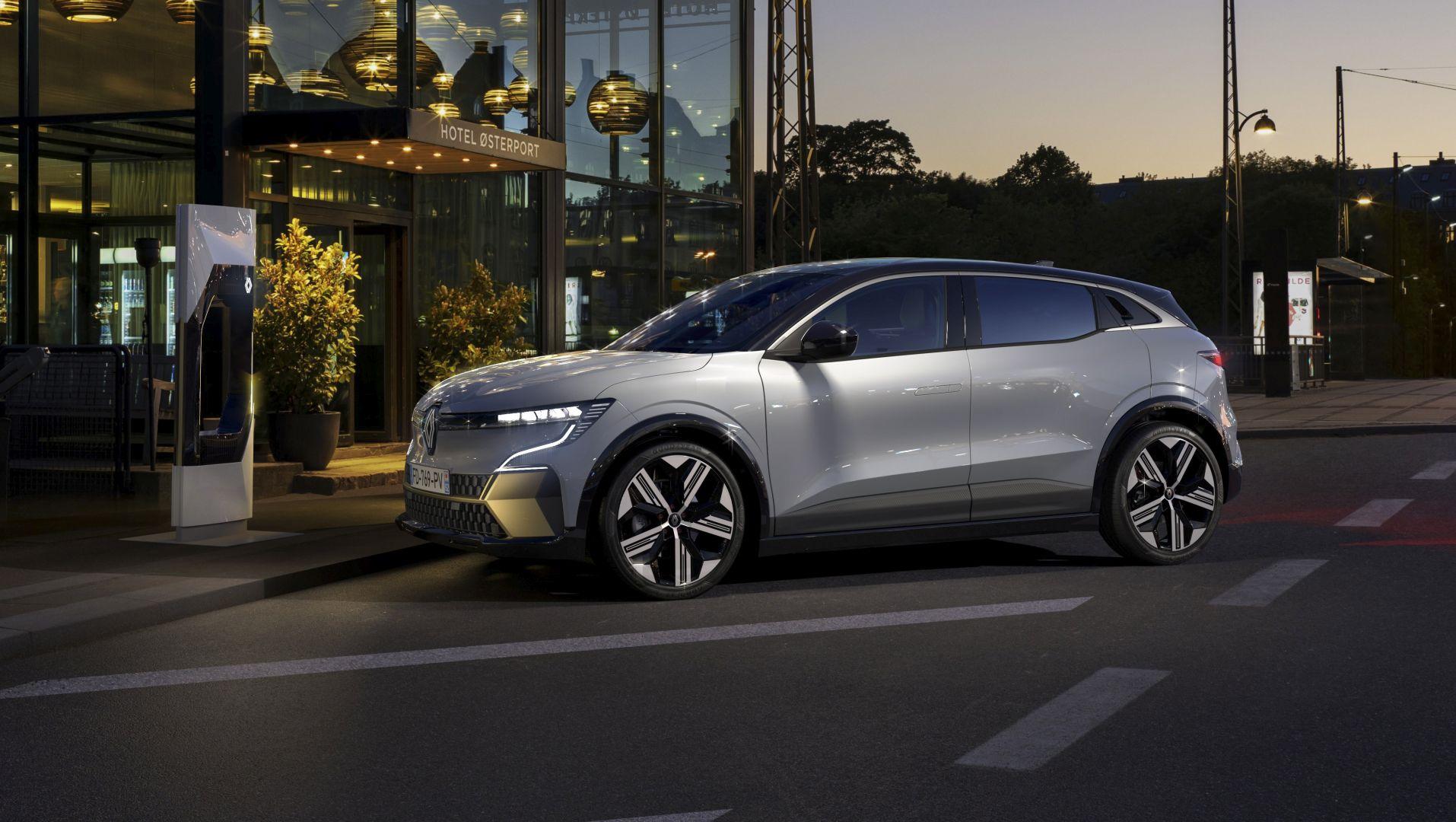 Nikad atraktivniji Renault Megane u novoj generaciji stiže samo u električnoj E-TECH Electric izvedbi