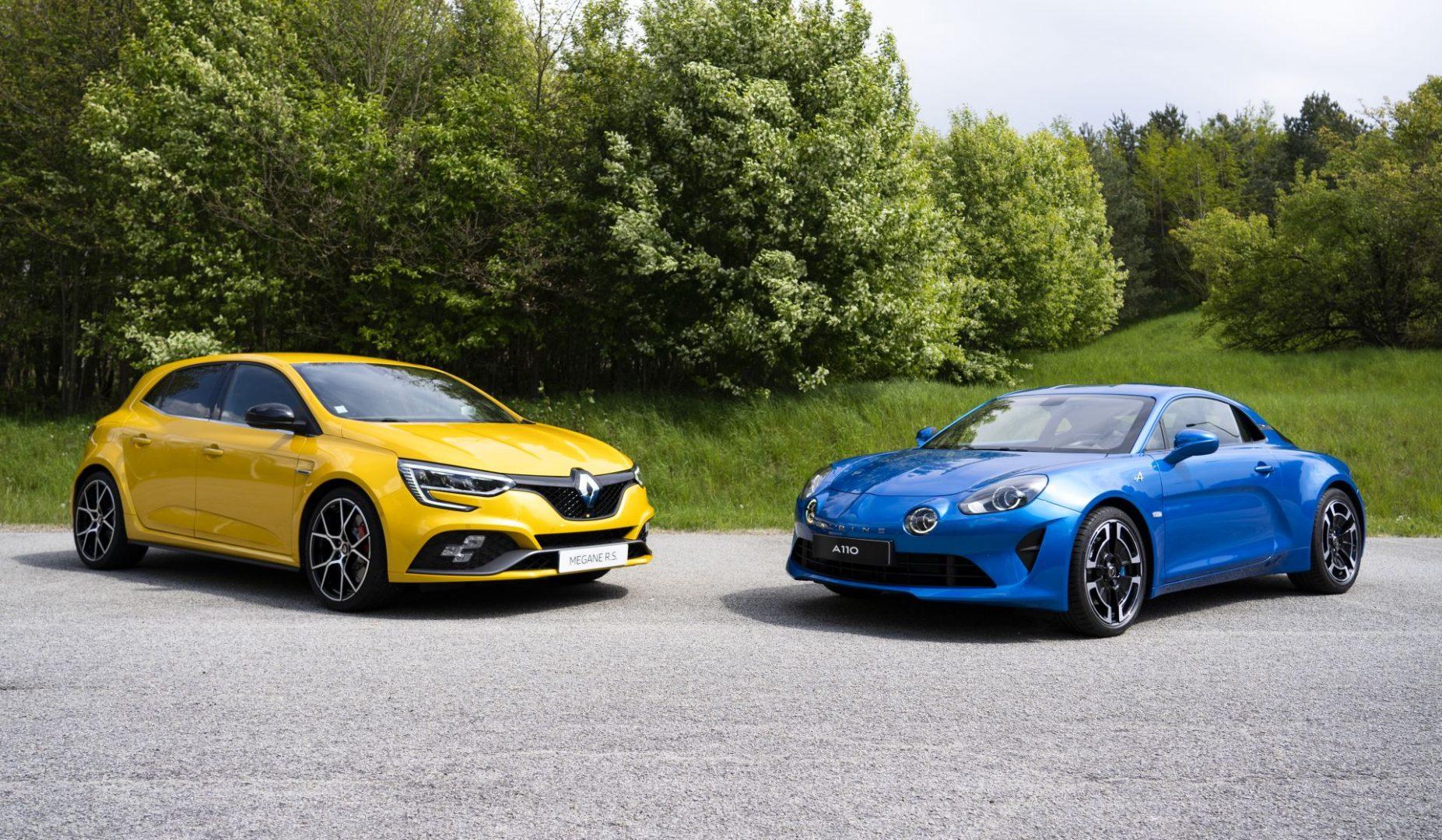 Renault Sport Cars postaje Alpine Cars, a svi budući modeli će biti na struju