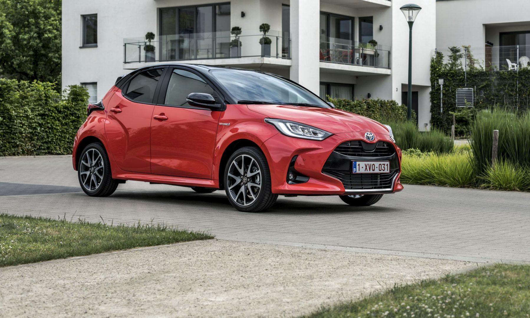 Proglašen je Europski automobil godine 2021., a pobjednik je nova Toyota Yaris